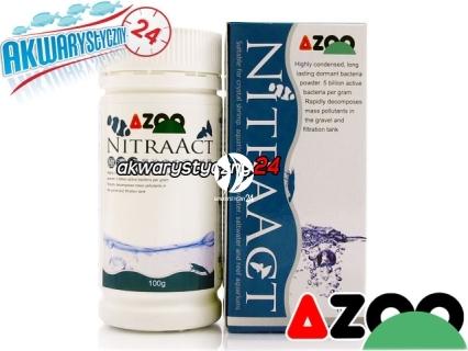 AZOO NITRAACT - Wyspecjalizowane, wydajne bakterie w proszku o szerokim spektrum działania.