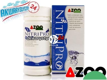 AZOO NITRIPRO (AZ40030) - Wyspecjalizowane, wydajne bakterie w proszku o szerokim spektrum działania.