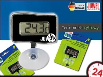 JUWEL Termometr cyfrowy na baterię do akwarium (85702)