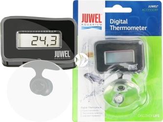 JUWEL Termometr Cyfrowy 2.0 (85702) - Termometr cyfrowy do akwarium.