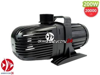 Aqua Nova NCM-20000 | Energooszczędna pompa do oczka wodnego