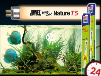 JUWEL High-Lite Nature T5 (86424) - Świetlówka [4100K] intensyfikująca wzrost roślin wodnych