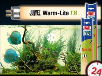 JUWEL WARM-LITE T8 - Świetlówka [2900K] intensyfikująca wzrost roślin wodnych