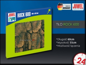 JUWEL TŁO ROCK 600 60x55cm