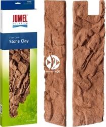 JUWEL Osłona Filtra Stone Clay (86925) - Osłona filtra do akwarium imitująca ściankę glinianą