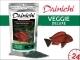DAINICHI CICHLID Veggie Deluxe Sinking (12401) - Pokarm specjalny dla pielęgnic roślinożernych 250g baby