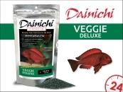 DAINICHI CICHLID Veggie Deluxe Sinking (250g) baby | Pokarm specjalny dla pielęgnic roślinożernych