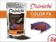 DAINICHI CICHLID Color FX Sinking (12601) - Pokarm dla pielęgnic wzbogacony w 7 składników wybarwiających najwyższej jakości 100g baby