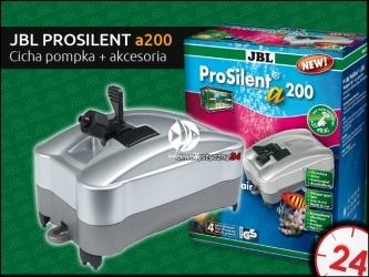 JBL PROSILENT a200 - Cicha pompka napowietrzająca