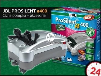 JBL PROSILENT a400 - Cicha pompka napowietrzająca