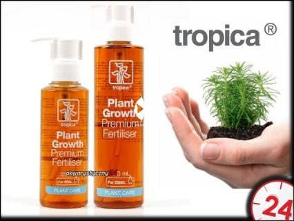 TROPICA Plant Growth Premium Fertiliser (614) - Kompletny nawóz mikroelementowy bez azotu i fosforu