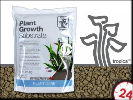 TROPICA Plant Growth Substrate (612) - Długotrwały substrat nawozowy dla roślin pod podłoże