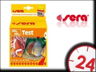 SERA NH4/NH3 TEST - Test na jony amonu/amoniak