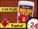 TROPICAL Discus Gran D-50 Plus - Wybarwiający pokarm w formie tonącego granulatu dla paletek 440g/1L
