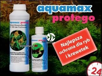 AQUAMAX PROTEGO (023) - Nowoczesny uzdatniacz wody dla ryb i krewetek