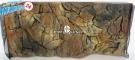 EKOL Tło STANDARD (ST50x30) - Tło uniwersalne do akwarium, zawiera motywy skał i korzeni 60x30 cm
