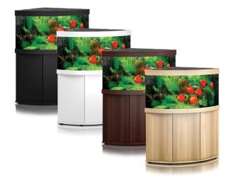 JUWEL TRIGON 350 LED + szafka [4 kolory] | Zestaw akwarystyczny z pełnym wyposażeniem