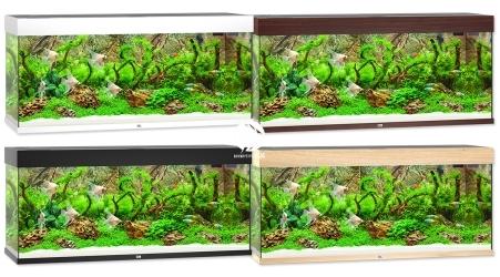 JUWEL RIO 240 LED (03350) - Akwarium z pełnym wyposażeniem bez szafki, 4 kolory do wyboru