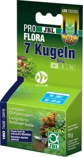 JBL 7 Kulek nawozu (20110) - Nawóz pod korzenie roślin akwariowych