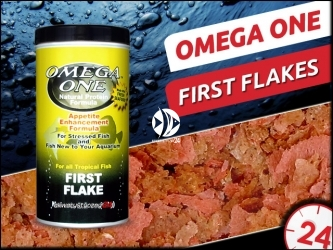 OMEGA ONE FIRST FLAKES 28g (01341)