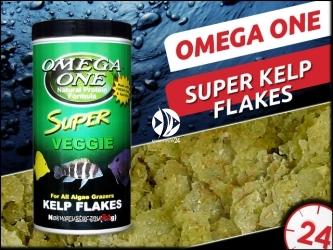 OMEGA ONE SUPER KELP FLAKES 28g