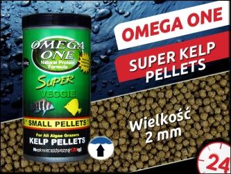 OMEGA ONE SUPER KELP PELLETS [Small, Floating]