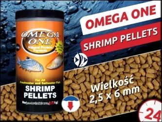 OMEGA ONE SHRIMP PELLETS [Sinking]