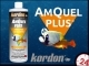 KORDON AMQUEL PLUS (33444) - Neutralizuje amoniak NH4, azotyny NO2, azotany NO3 118ml