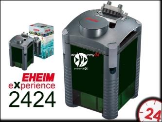 EHEIM EXPERIENCE 250 (2424020) - Wysokiej jakości filtr zewnetrzny, do akwarium
