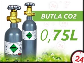 BUTLA CO2 0,75L [SZARA]