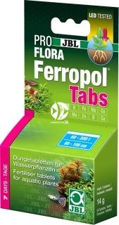 JBL FerroPol Tabs (20200) - Nawóz w tabletkach 30szt.
