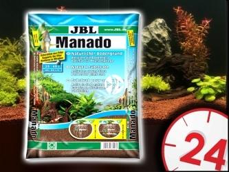 JBL MANADO 10L - Naturalne podłoże do akwarium