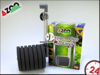 AZOO Oxygen Plus Bio Filter 4 (AZ13004) - Filtr biologiczny zasilany pompką membranową do akwarium