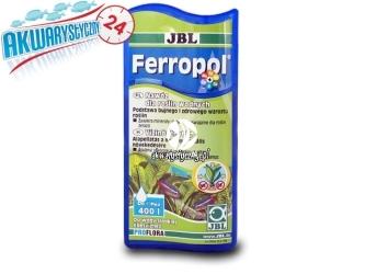 JBL Ferropol 100ml - płynny kompletny nawóz z pierwiastkami śladowymi