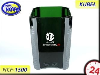Kubełek do filtra AQUA NOVA NCF-1500