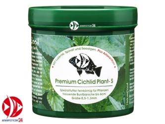 Naturefood Premium Cichlid Plant | Pokarm dla wszystkich roślinożernych pielęgnic