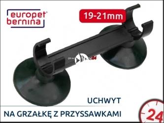 EBI Uchwyt na grzałkę z przyssawkami 19-21mm (222-103203)