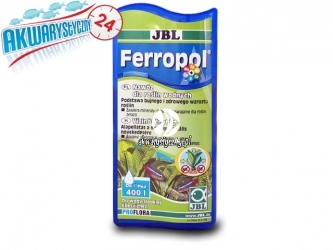 JBL Ferropol 250ml - płynny kompletny nawóz z pierwiastkami śladowymi