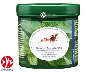 Naturefood Premium Garnelenmix 210g | Pokarm dla wszystkich krewetek