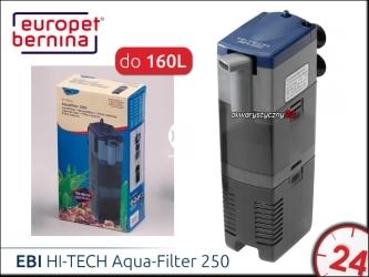 EBI HI-TECH Aqua-Filter 250 [261-111161] | Filtr wewnętrzny do akwarium 80-160L