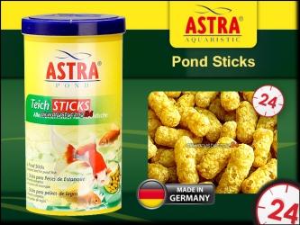 ASTRA-aquaristik POND STICKS - Pokarm w pałeczkach dla ryb stawowych