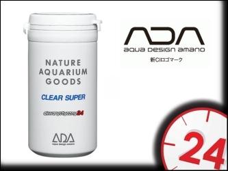 ADA CLEAR SUPER 50g - Wysoce oczyszczony proszek węgla aktywowanego zmieszany z kilkoma substancjami odżywczymi.