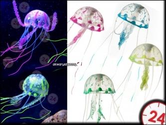 AQUA DELLA JELLYFISH Medium [234-418963] | Piękna dekoracyjna meduza, która unosi się w wodzie.