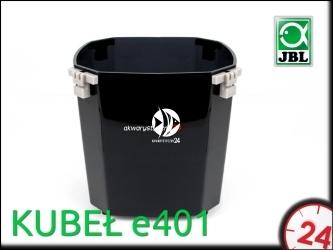 JBL Część zamienna [e401, e402]   Kubełek filtra e401, e402 do akwarium