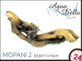 AQUA DELLA MOPANI 2 [234-421116] | Ręcznie malowany, sztuczny korzeń mopani do akwarium