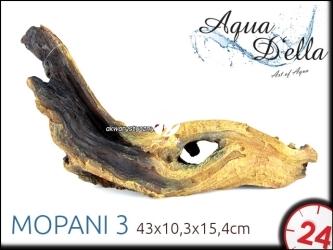 AQUA DELLA MOPANI 3 [234-421123] | Ręcznie malowany, sztuczny korzeń mopani do akwarium