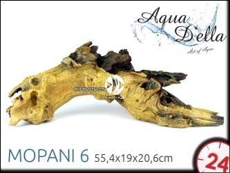 AQUA DELLA MOPANI 6 [234-421154] | Ręcznie malowany, sztuczny korzeń mopani do akwarium