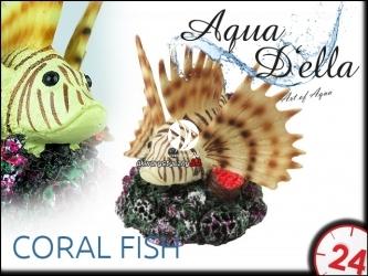 AQUA DELLA CORAL FISH [234-418673] | Ręcznie malowana ryba koralowa do akwarium