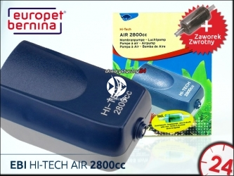 EBI Pompka napowietrzająca HI-TECH Air 2800cc (264-111406)