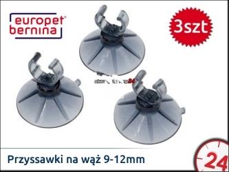 EBI Przyssawka na wąż 9/12mm (3 sztuki) (222-103012)